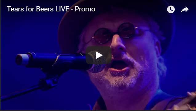 Tears for Beers Video - Live Promo