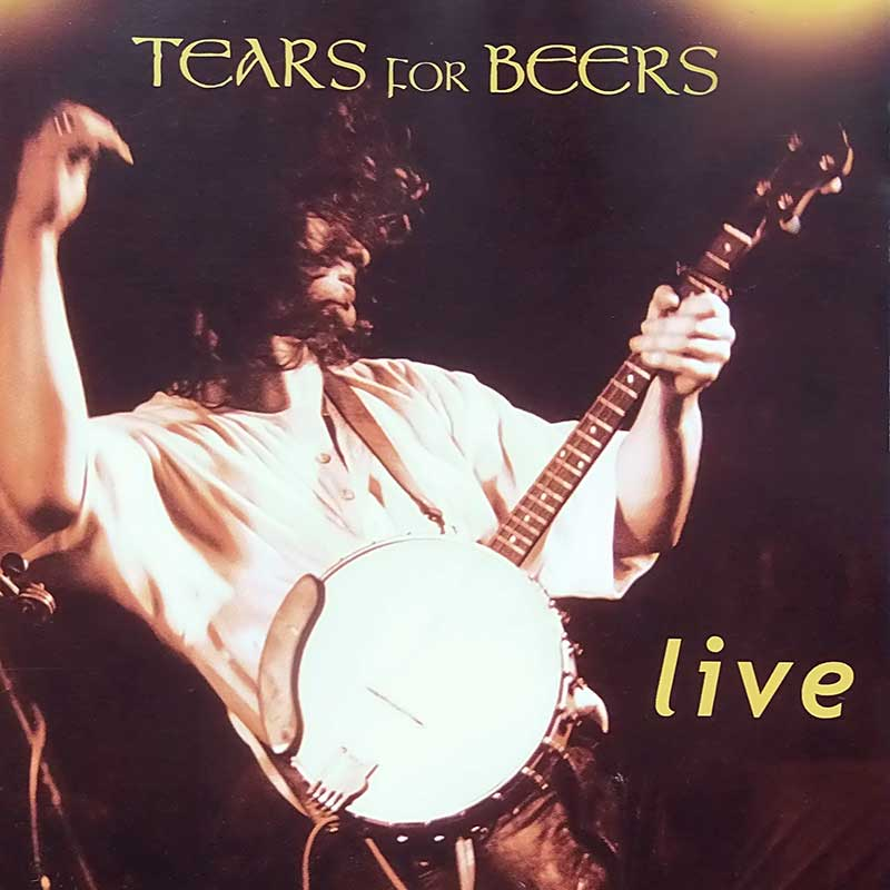 CD Tears for Beers - live