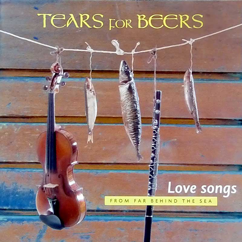 CD Tears for Beers - Love Songs